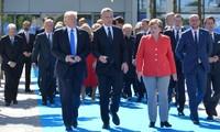 Membuka Konferensi Tingkat Tinggi NATO