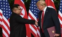 Pyong Yang mendesak Washington menyepakati pernyataan mengakhiri Perang Korea