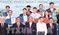 Pembukaan Konferensi Promosi Investasi Provinsi Binh Phuoc