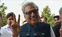 Presiden Pakistan, Arif Alvi dilantik menjadi  Presiden