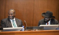 Sudan Selatan: Pemerintah dan faksi pemberontak menandatangani permufakatan damai