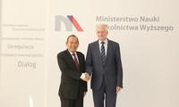 Vietnam dan Polandia sepakat melakukan kerjasama di banyak bidang