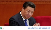 Sekjen, Presiden Tiongkok, Xi Jinping menyampaikan tilgram belasungkawa atas wafat-nya Mantan Sekjen Do Muoi