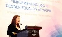 Dialog ASEAN – Uni Eropa tentang kesetaraan gender dan pemberdayaan kaum perempuan dan anak-anak perempuan