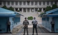 Dua bagian negeri Korea dan Markas Komando PBB melakukan pembicaraan ke-2