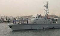 Italia membantu Libia menentang aktivitas-aktivitas ilegal di Laut Tengah