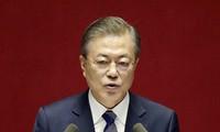 Presiden Republik Korea membuka kemungkinan Pemimpin RDRK cepat melakukan kunjungan ke Seoul