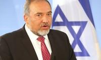 Menteri Pertahanan Israel meletakkan jabatan setelah gencata senjata di Jalur Gaza