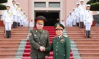 Menteri Pertahanan Belarus melakukan kunjungan resmi di Vietnam