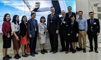 AS berkomitmen akan membantu badan-badan usaha kecil dan menengah Vietnam