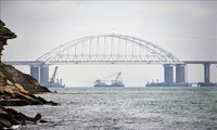 Ketegangan Rusia-Ukraina: Rusia memperkuat jumlah kapal yang sedang berpartisipasi di Selat Kerch