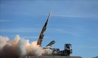Iran membenarkan baru mengadakan uji coba rudal balistik jarak mentengah