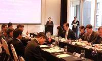 Dialog yang pertama keamanan tingkat deputi menteri antara Australia dan Vietnam