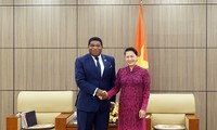 IPU dan MN Vietnam memperkuat kerjasama tentang perkembangan berkesinambungan