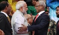 Presiden Maladewa mengunjungi India untuk memperkuat hubungan bilateral