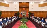 Pembicaraan tingkat tinggi Vietnam dan Federasi Rusia