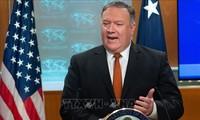 """Menlu AS, Mike Pompeo: """"AS ingin menjamin keamanan bagi seluruh Turki dan kekuatan  orang Kurdi di Suriah"""""""
