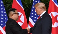 Presiden AS membocorkan saat berlangsungnya pertemuan puncak AS-RDRK