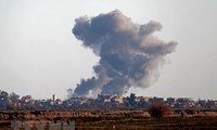 Suriah mencegat serangan udara dari Israel
