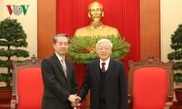 Tiongkok sangat menghargai perkembangan hubungan persahabatan dengan Vietnam