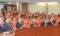 Ketua MN Vietnam menghadiri Konferensi Nasional pekerjaan pemeriksaan dan pengawasan Partai