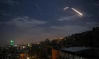 Rusia berseru kepada Israel supaya menghentikan serangan-serangan udara yang semau-maunya terhadap  Suriah