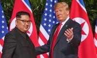 Presiden AS ingin cepat melakukan pertemuan dengan Pemimpin RDRK