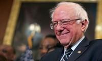 """AS: Senator B.Sanders menyatakan akan kembali """"mencalonkan diri"""" dalam pilpres"""