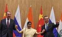 Rusia-Tiongkok-India sepakat mendorong sistem multilateral dengan PBB sebagai inti