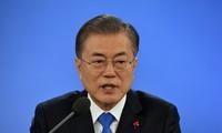 """Pertemuan Puncak ke-2 AS-RDRK: Presiden Republik Korea memuji kemajuan yang """"bermakna banyak"""""""