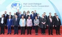 Dialog tingkat tinggi tentang kerjasama di Samudra Hindia – Samudra Pasifik: Menuju ke satu kawasan yang damai, makmur dan bersifat mencakup