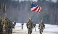 NATO membenarkan akan membangun gudang senjata kepada tentara AS di Polandia