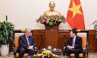 Mendorong hubungan ekonomi, perdagangan antara Vietnam dan Belgia