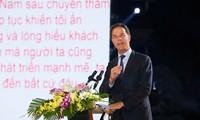 PM Kerajaan Belanda, Mark Rutte: Rakyat Vietnam mempunyai seorang sahabat di Eropa