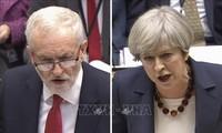 Inggris menunda perundingan antar-partai tentang Brexit