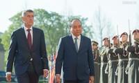 Pernyataan bersama Vietnam - Republik Czech