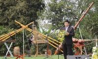 """Pembukaan aktivitas-aktivitas menyambut Hari Kebudayaan Etnis-Etnis Vietnam di """"rumah bersama"""""""