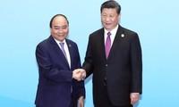PM Vietnam, Nguyen Xuan Phuc mengakhiri kunjungan di Tiongkok