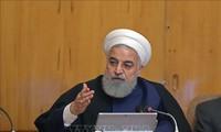 Iran menyatakan  hanya akan melakukan perundingan dengan AS pada saat yang sesuai