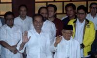 Tilgram ucapan selamat kepada Presiden Indonesia