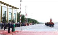PM Vietnam, Nguyen Xuan Phuc tiba di Moskow, meneruskan program kunjungan resmi di Federasi Rusia