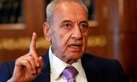 Lebanon mendorong delimitasi perbatasan di laut dengan Israel