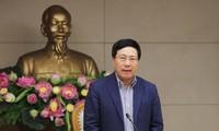 Deputi PM, Menlu Vietnam, Pham Binh Minh akan melakukan kunjungan ke Jepang