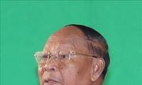 Ketua Parlemen Kerajaan Kamboja melakukan kunjungan resmi di Vietnam