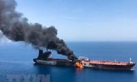 Insiden kapal di Teluk Oman: AS membuka pilihan militer dengan Iran