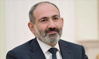 PM Armenia mulai melakukan kunjungan resmi di Vietnam