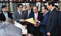 PM Nguyen Xuan Phuc menghadiri Konferensi Promosi Investasi Provinsi Lao Cai