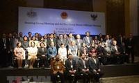 Vietnam menginginkan agar Proses Bali meningkatkan lebih lanjut lagi peranan  mendorong konektivitas dan mekanisme kerjasama regional dan global