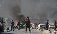 Serangan bom di Afghanistan Barat mengakibatkan puluhan orang tewas