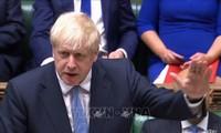 """Masalah Brexit: PM Inggris meminta kepada Uni Eropa supaya membatalkan rencana """"pos pencegahan"""""""